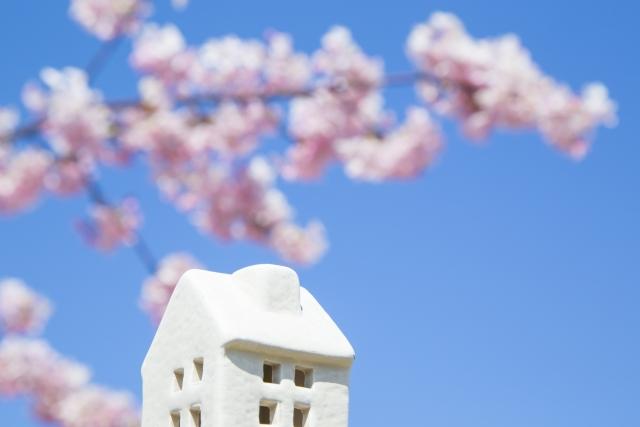 引越し 春