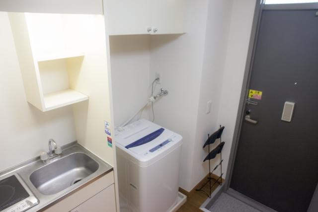 引越し 洗濯機4