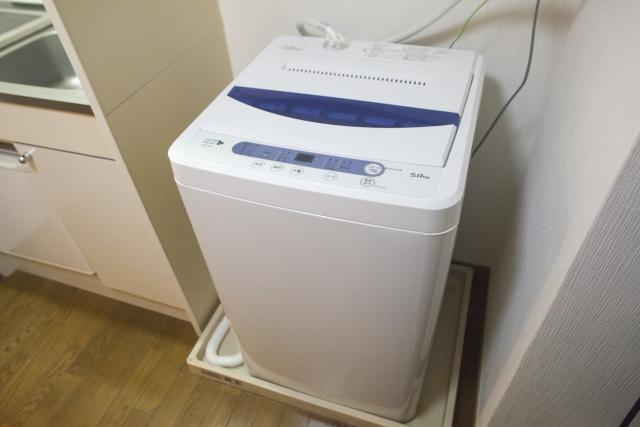 洗濯機の引っ越し