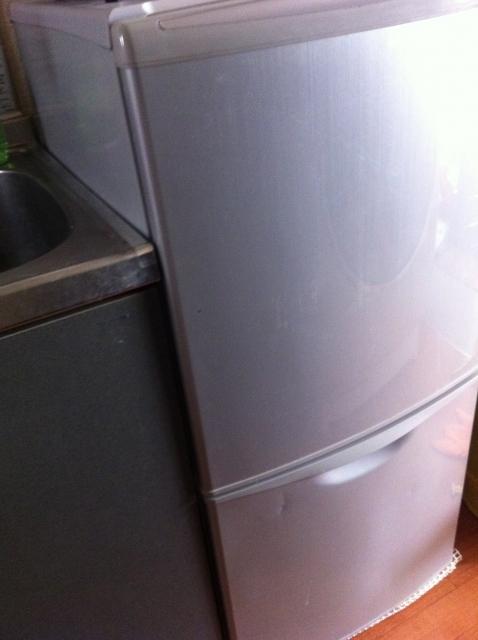 引越し 冷蔵庫