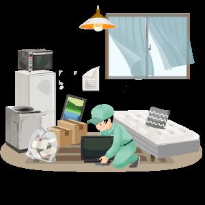引越し時の家具の処分方法13